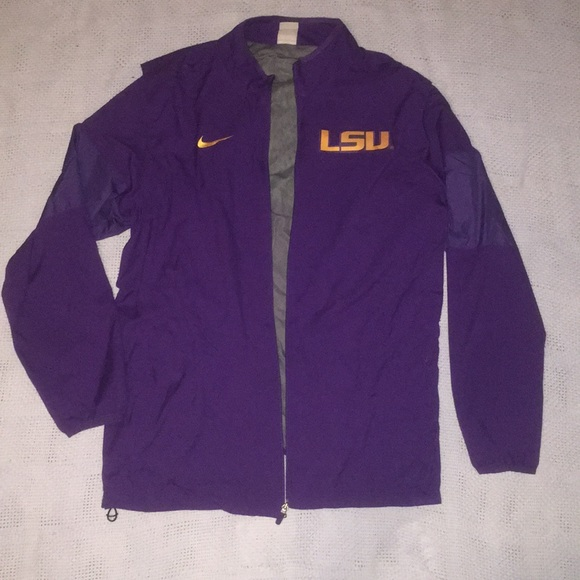 Nike Other - LSU jacket